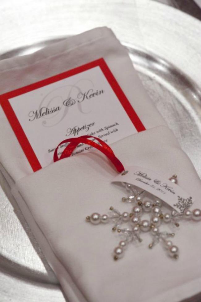 novogodisnji ukrasi kao dekoracija na vencanju 8 Novogodišnji ukrasi kao dekoracija na venčanju