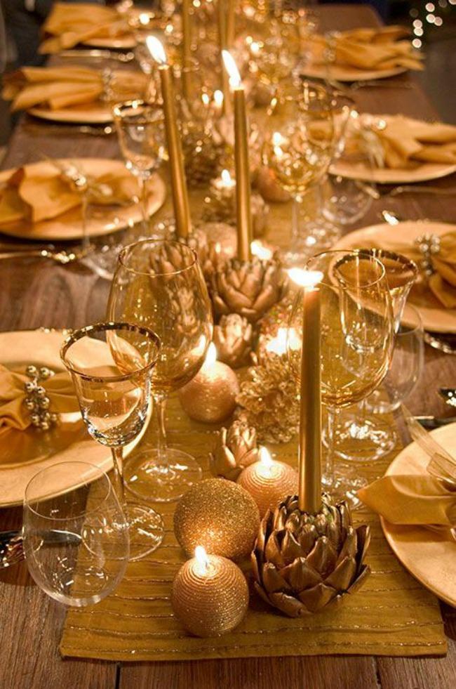 novogodisnji ukrasi kao dekoracija na vencanju 9 Novogodišnji ukrasi kao dekoracija na venčanju