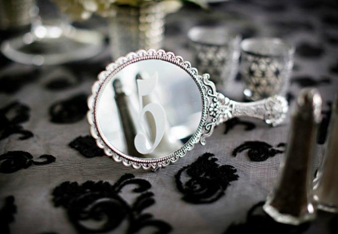 ogledalo4 Svadbena dekoracija: Ogledala