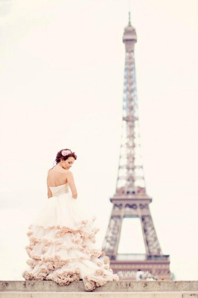 pariz je uvek dobra ideja za vencanje 4 Pariz je uvek dobra ideja za venčanje