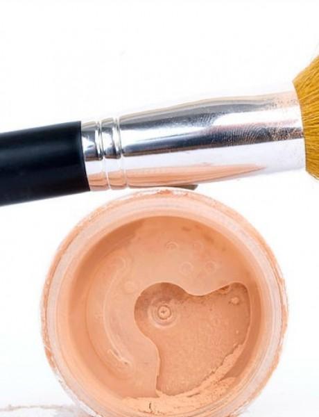 Šminka: Odaberite puder prema tipu kože