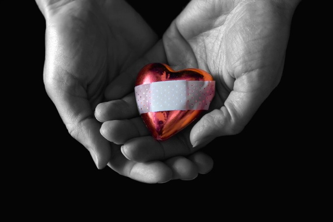 srce Kome treba srce, kada ono može biti slomljeno