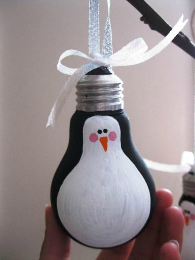 ukrasi uradi sam1 Novogodišnji ukrasi koje i deca mogu da naprave
