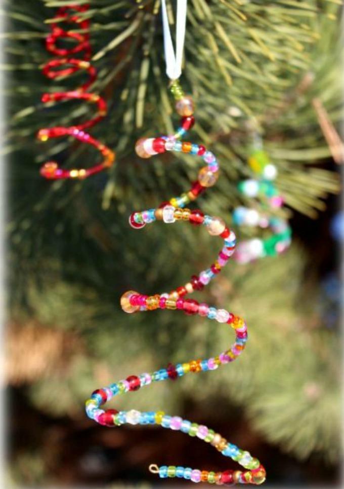 ukrasi uradi sam2 Novogodišnji ukrasi koje i deca mogu da naprave