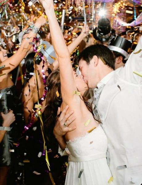 Venčanje u novogodišnjoj noći