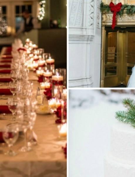 Magično venčanje za praznike