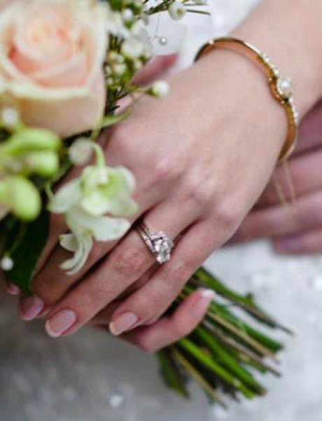 Kako da vaš verenički prsten uvek izgleda kao nov?
