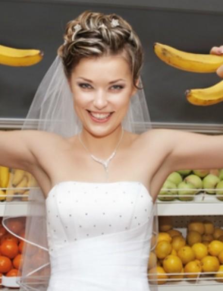 Ako jedeš ovo staćeš u svoju venčanicu iz snova!