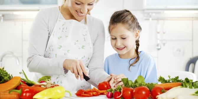 KIDS EATING HEALTHY facebook Kako da gajite genijalca