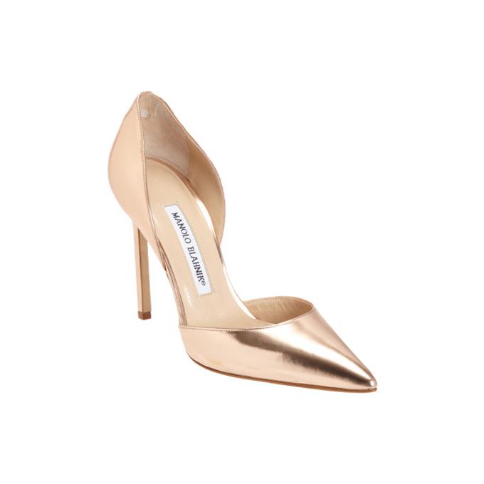 MANOLO BLAHNIK Horoskop: Idealne cipele za venčanje