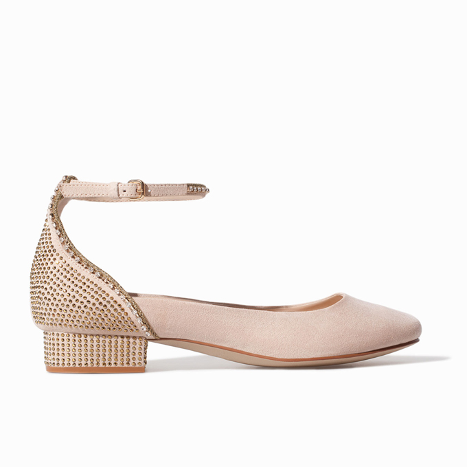 ZARA Horoskop: Idealne cipele za venčanje