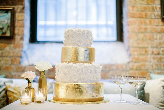elegant parisian styled wedding 046 Originalne svadbene torte
