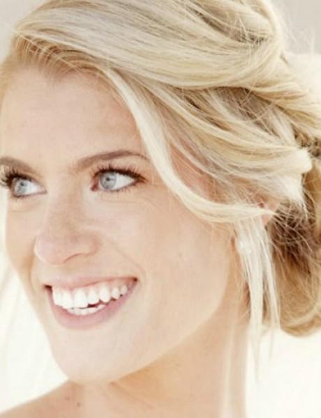 Napravite same frizuru za venčanje kao Diznijeve princeze
