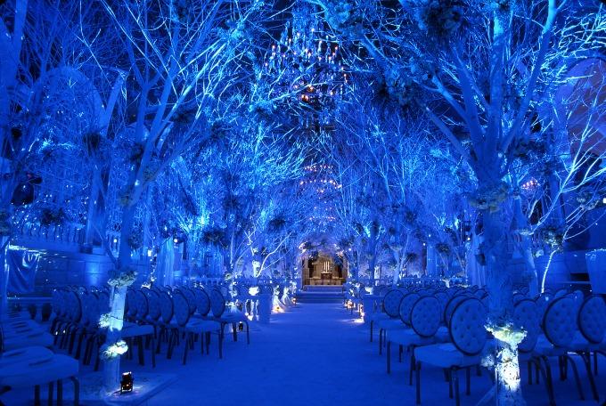 svadbena rasveta2 Svadbena dekoracija: Osvetljenje