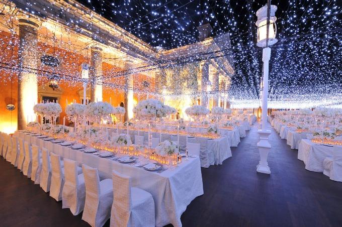 svadbena rasveta3 Svadbena dekoracija: Osvetljenje