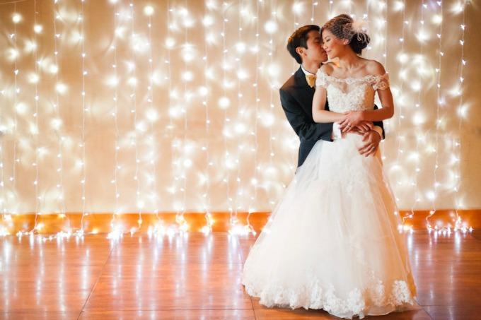svadbena rasveta4 Svadbena dekoracija: Osvetljenje