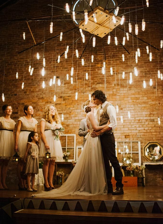 svadbena rasveta5 Svadbena dekoracija: Osvetljenje