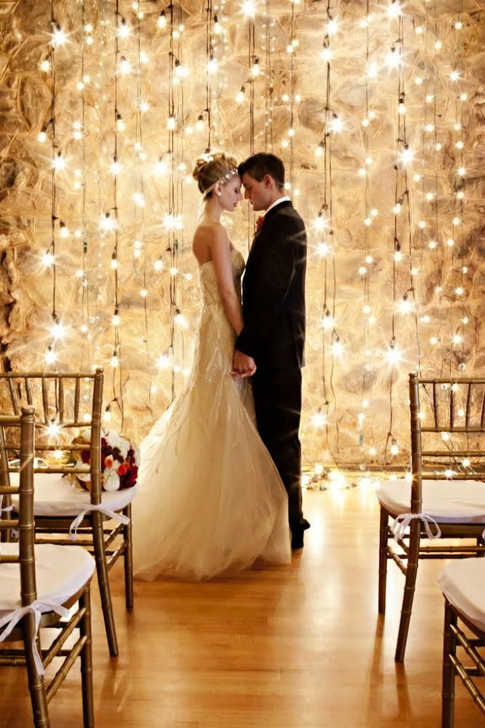 svadbena rasveta8 Svadbena dekoracija: Osvetljenje