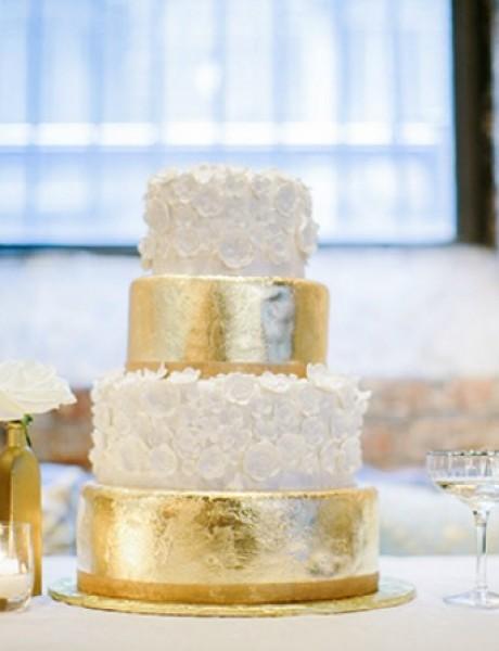 Originalne svadbene torte