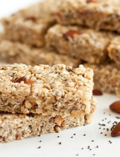 Recept: Domaće granola štanglice