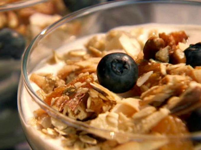 Recept Domaće granola štanglice Recept: Domaće granola štanglice