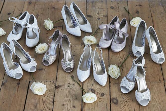 cipele za svadbu Odaberite idealnu obuću za venčanje