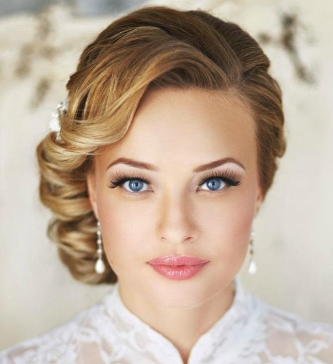 mlada Poznati brendovi savetuju diskretnu šminku za venčanje
