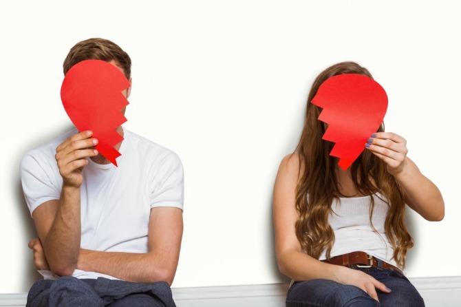 raskid Zašto duge veze ne opstaju