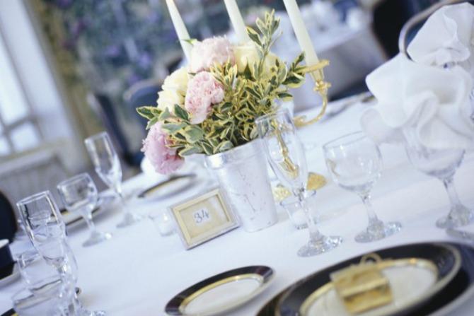 Dekoracija za vencanje Najbolji stil za dekoraciju vašeg venčanja