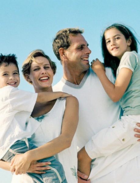 Pet stvari koje možete da naučite od svoje dece