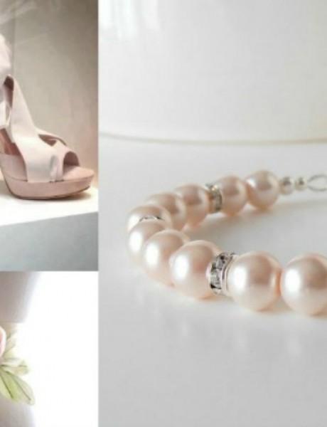 Moderne cipele za venčanje
