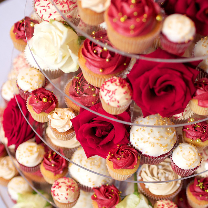 cupcakes vencanje Savršeni kolači na venčanju