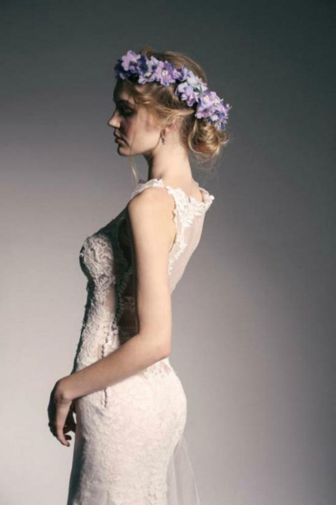 cvetna kruna kao savrsen aksesoar za vencanje 5 Cvetna kruna kao savršen aksesoar za venčanje