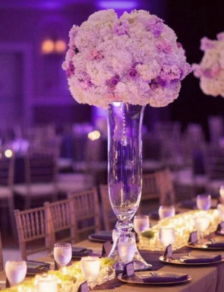 Najbolji stil za dekoraciju vašeg venčanja