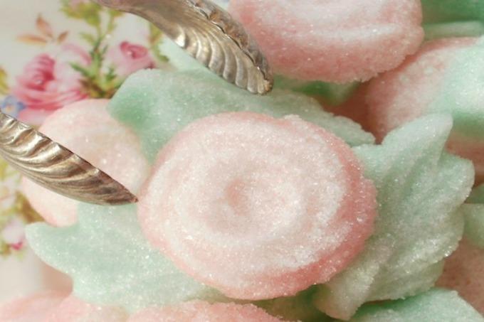 dekoracija od secera za najsladje vencanje 2 Dekoracija od šećera za najslađe venčanje