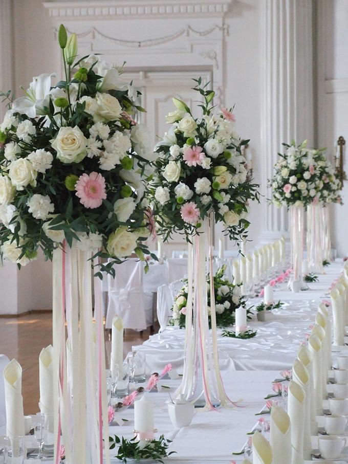 dekoracija vencanje Ideje za dekoraciju stolova za venčanje
