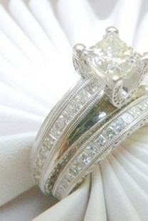 Kad je verenički prsten dijamantski