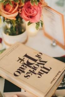 Idealno venčanje za sve ljubitelje knjiga