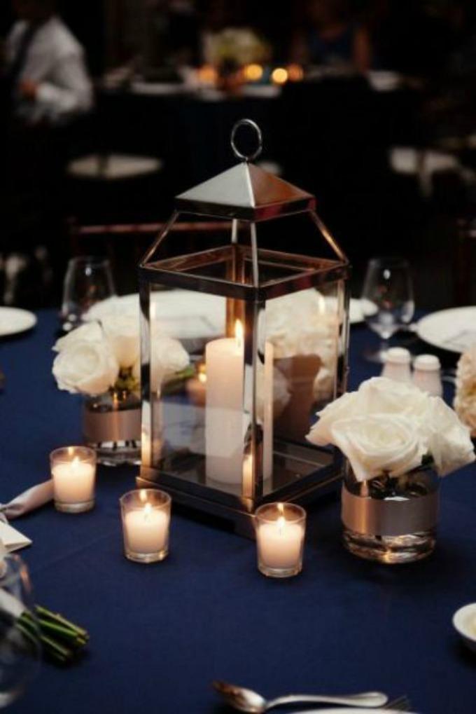neka vase vencanje bude u teget belim tonovima 1 Venčanje u teget belim tonovima