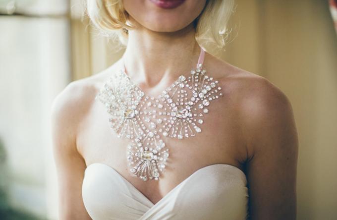 ogrlica za vencanje Ovi aksesoari upotpunjuju svadbeni izgled mlade