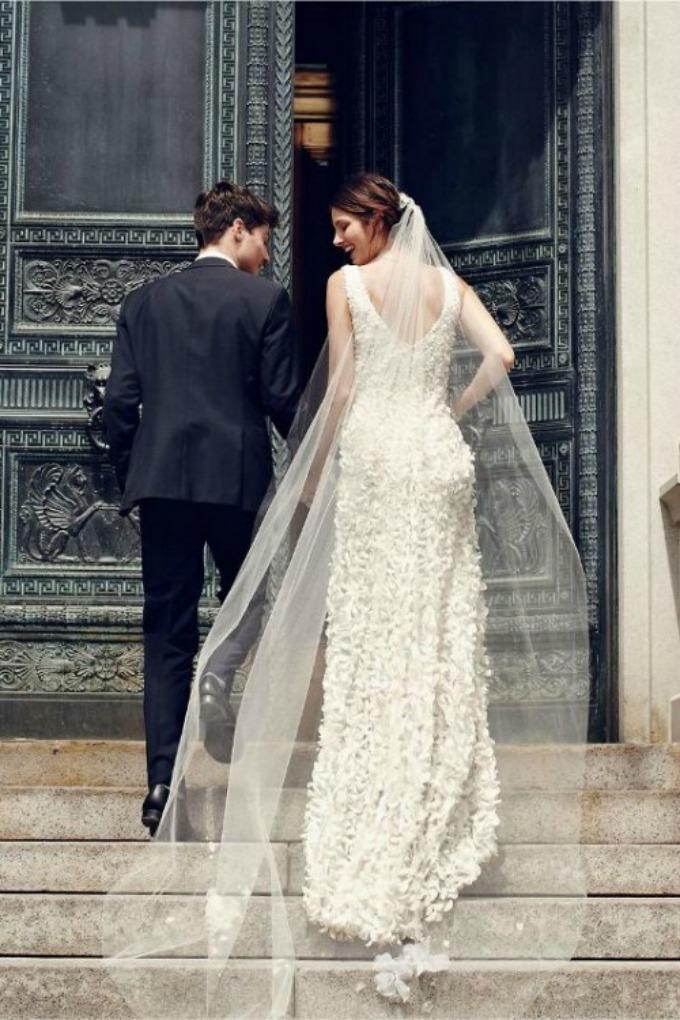 pokazite svoju gracioznost u ovim vencanicama 1 Pokažite svoju gracioznost u ovim venčanicama