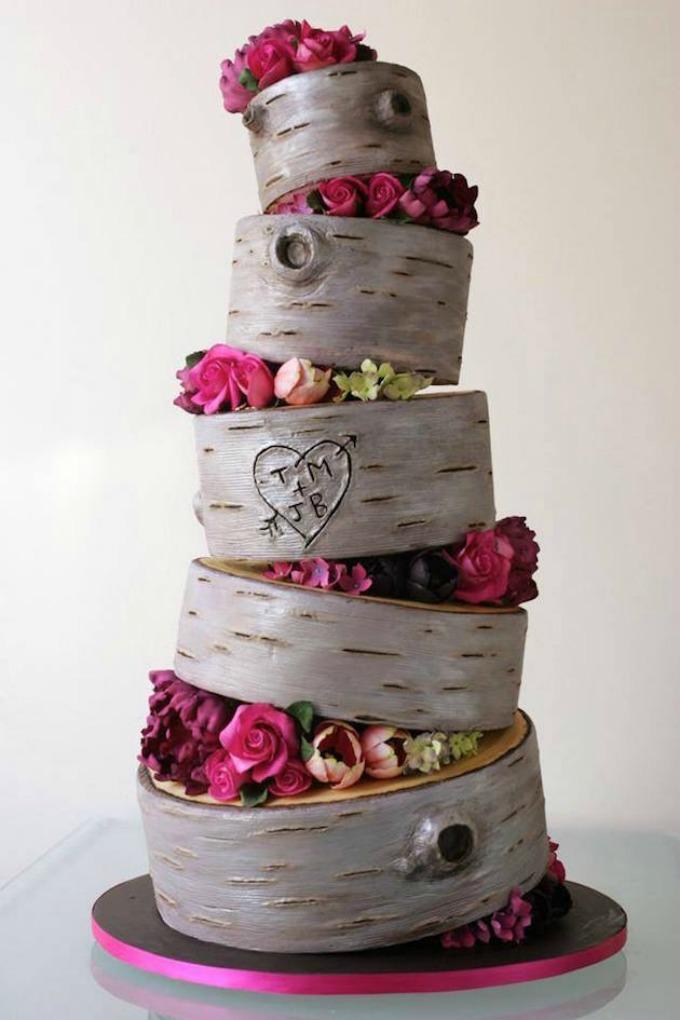 svadbena torta 5 Kako da odabereš najlepšu tortu za venčanje?