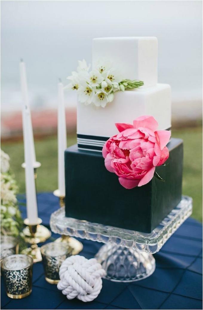 svadbena torta 7 Kako da odabereš najlepšu tortu za venčanje?