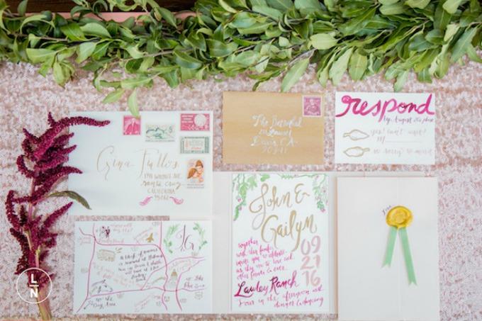 umetnost lepog pisanja kao inspiracija za vencanje 1 Umetnost lepog pisanja kao inspiracija za venčanje