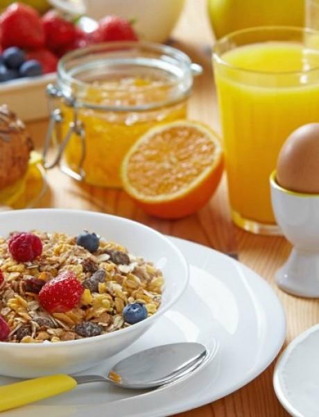 Ukusan doručak sa malo kalorija
