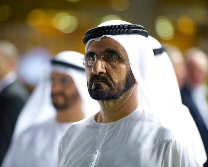 Šejk Hind Bint Bin Maktum i Šeik Muhamed Bin Rašad Al Maktum Ovo su najskuplja venčanja u istoriji