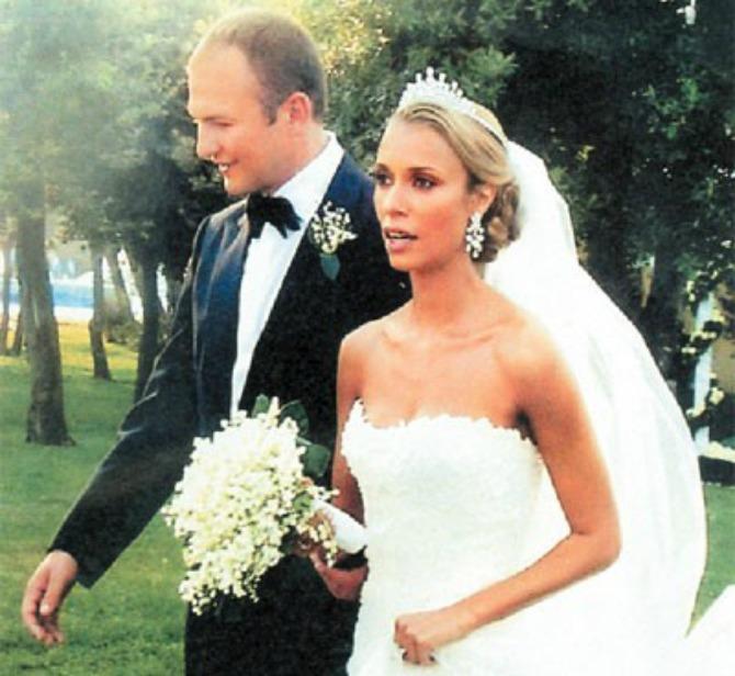 Andrej Meljicenko i Sandra Nikolic Ovo su najskuplja venčanja u istoriji