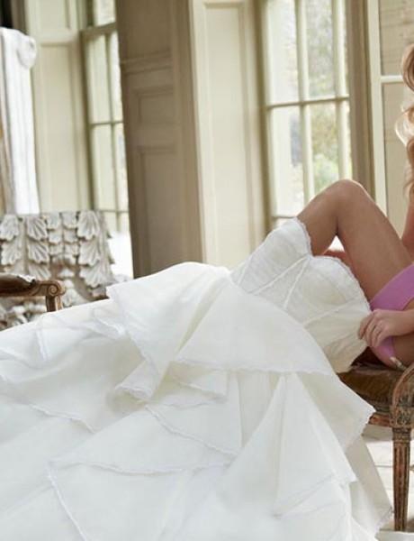 Kako do savršene linije za venčanje