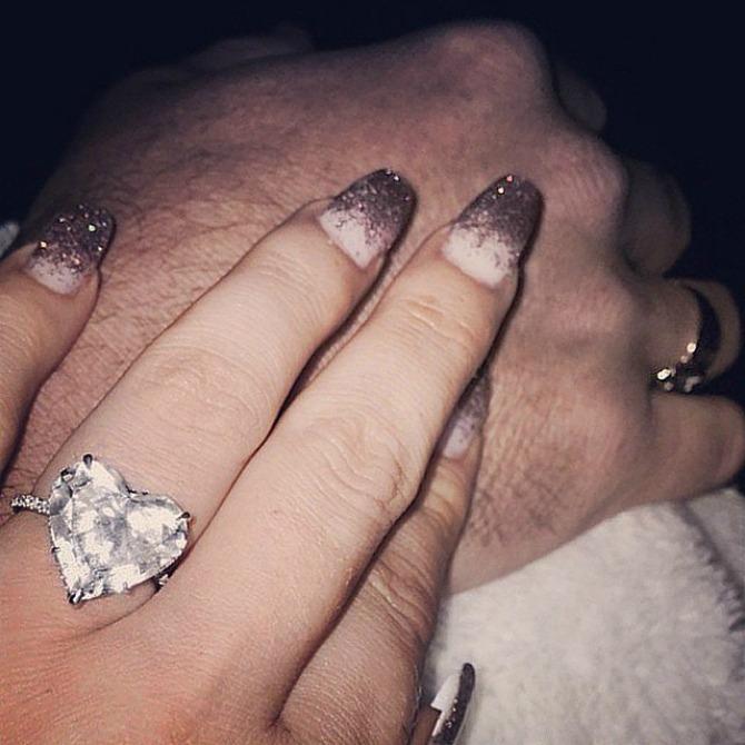 Lejdi gaga verenički prsten1 Netradicionalno vereničko prstenje poznatih