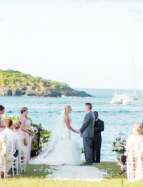 Najromantičnija venčanja su na plažama i ostrvu